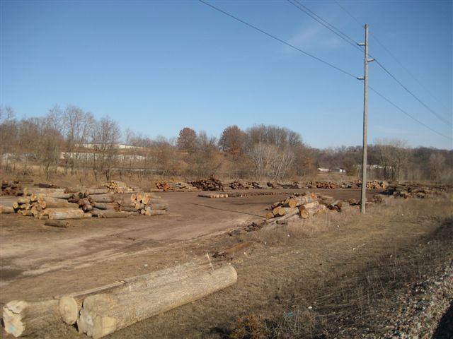 East Dubuque Yard Photo 1