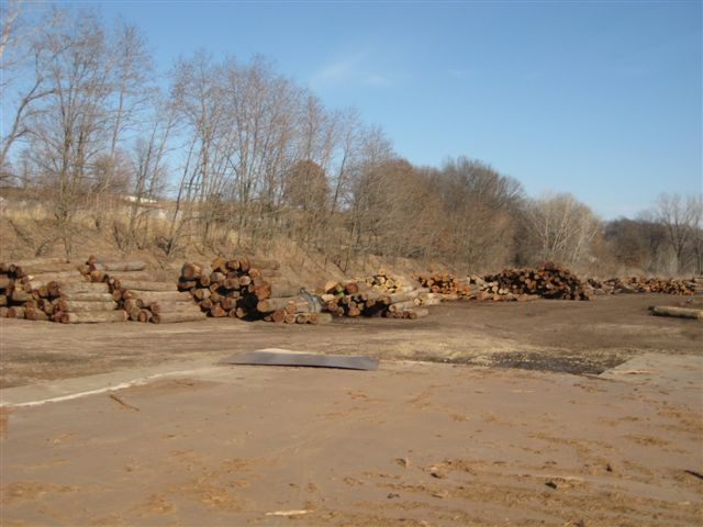 East Dubuque Yard Photo 3